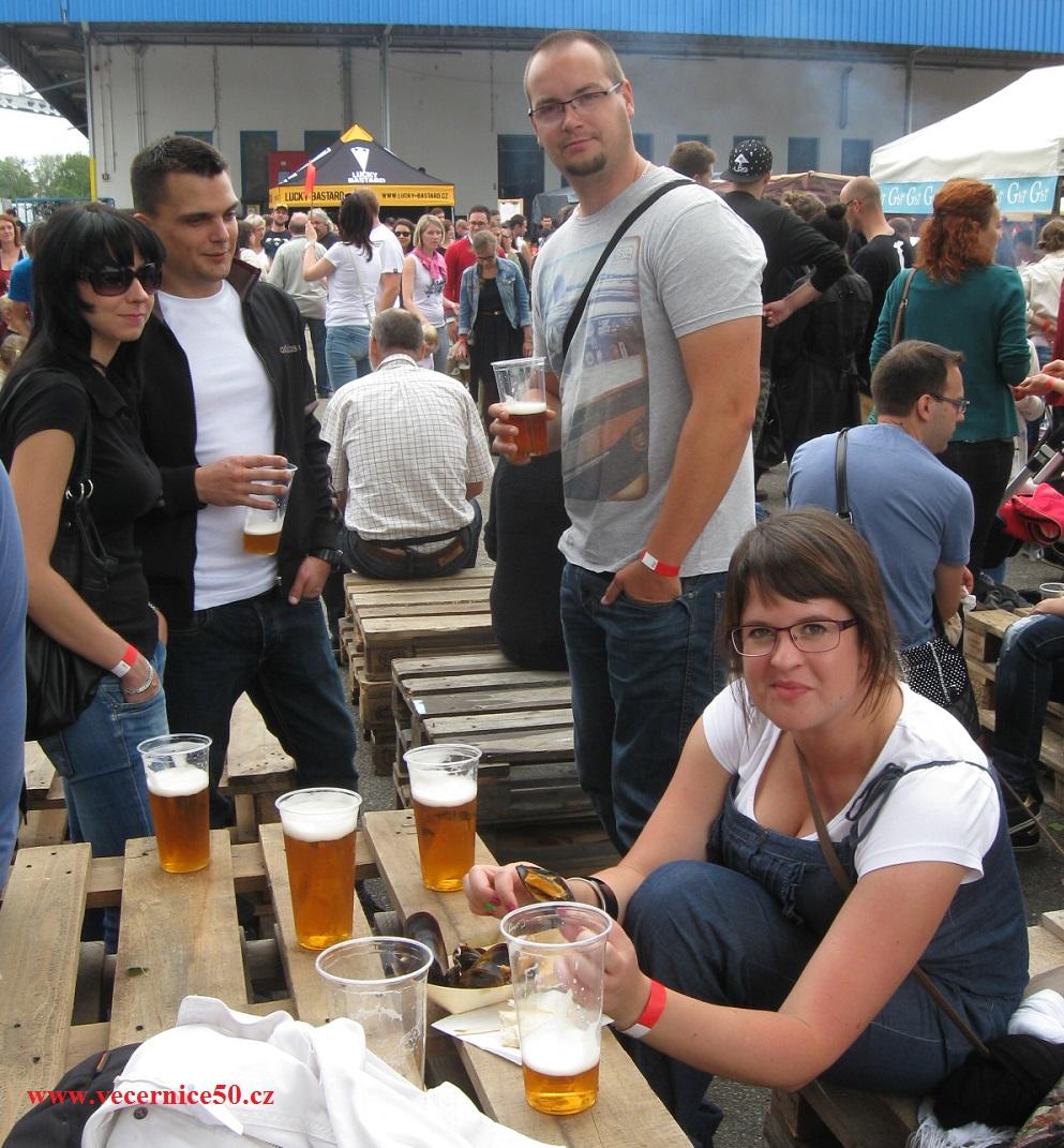 Street food festival Brno 2014