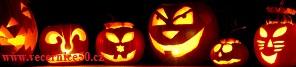Halloween z Ameriky a dýně z Lesné