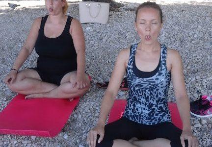Mezinárodní den jógy 2017,  Slunovrat