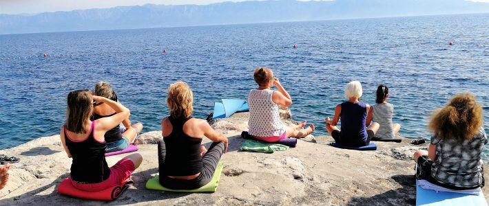 Jóga u moře 2020: Pelješac