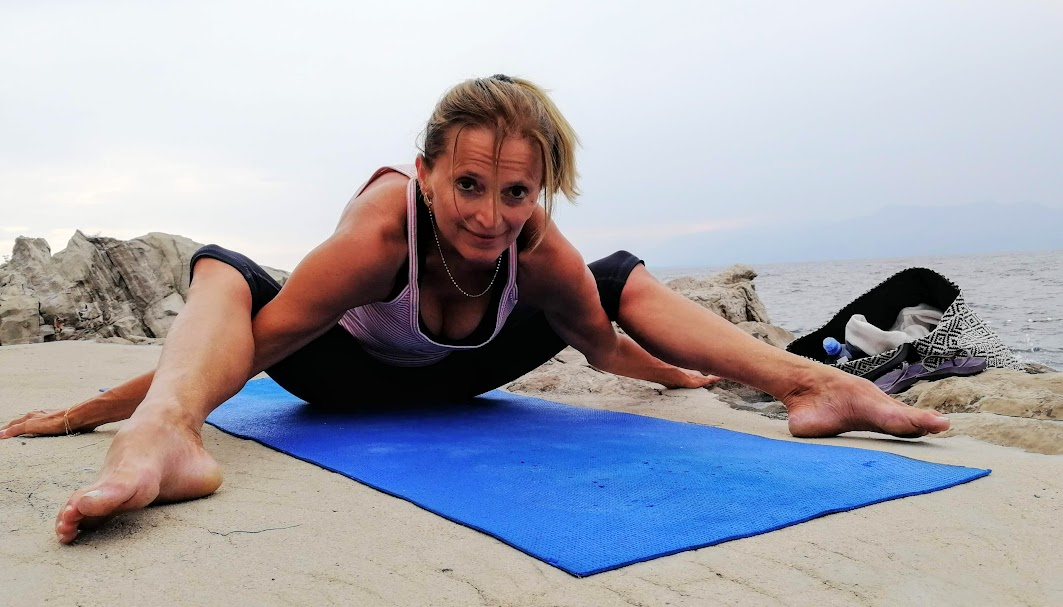 joga u more